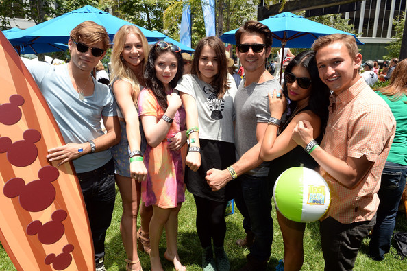 """Elizabeth Glaser Pediatric AIDS Foundation's 24th Annual """"A Time For Heroes"""" - Inside"""