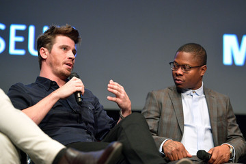 Garrett Hedlund Hammer Museum Presents the Contenders 2017 - 'Mudbound'