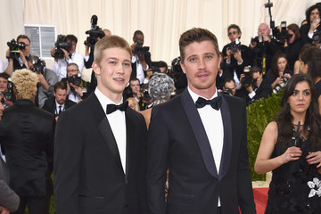 Garrett Hedlund 'Manus x Machina: Fashion In An Age of Technology' Costume Institute Gala - Arrivals