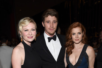 Garrett Hedlund Inside the LACMA Art + Film Gala