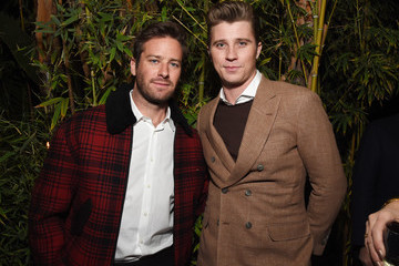 Garrett Hedlund 2017 GQ Men of the Year Party - Inside