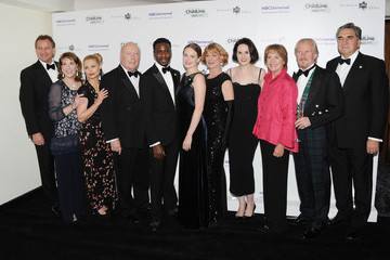 Gary Carr Arrivals at the Downton Abbey Childline Ball