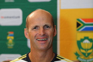 Gary Kirsten South Africa Press Conference