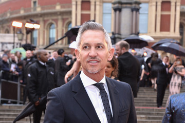 Gary Lineker The Olivier Awards With Mastercard - VIP Arrivals