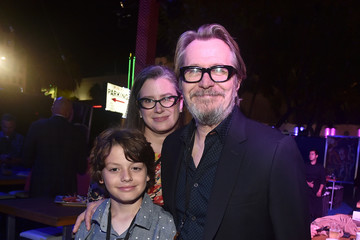Gary Oldman Gisele Schmidt The World Premiere Of Disney And Pixar's 'TOY STORY 4'