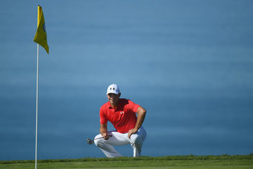 Gary Woodland Farmers Insurance Open - Final Round