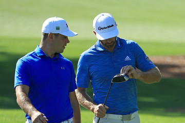 Gary Woodland The Masters - Preview Day 1