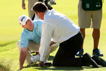 Gary Young Northern Trust Open - Round Three
