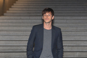 Gaspard Ulliel Chanel 2015/16 Cruise Collection - Photocall