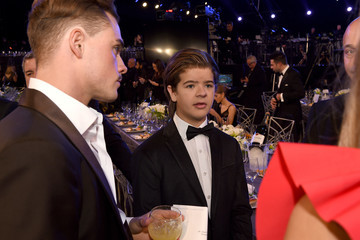 Gaten Matarazzo 24th Annual Screen Actors Guild Awards - Cocktail Hour
