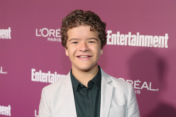 Gaten Matarazzo 2017 Entertainment Weekly Pre-Emmy Party - Red Carpet