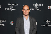 """Landon Donovan arrives at the Gatorade premiere of the docu-series, """"Cantera 5v5"""" during the Tribeca TV Festival on Saturday, September 14, 2019 in New York City."""
