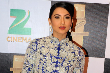 Gauhar Khan Indian Bollywood 'Zee Cine Awards'