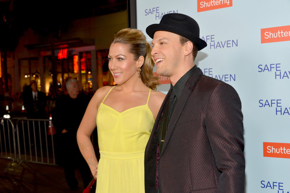 Who is gavin degraw dating