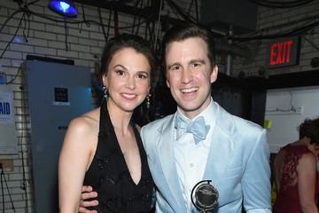 Gavin Creel 2017 Tony Awards - Backstage & Audience