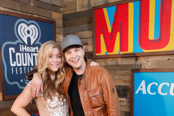 Gavin Degraw 2018 iHeartCountry Festival By AT&T - Backstage