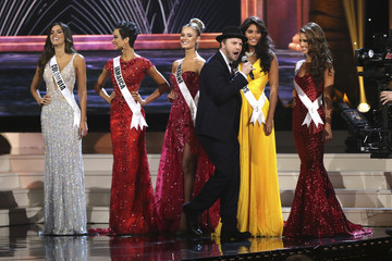 Gavin Degraw The 63rd Annual Miss Universe Pageant - Show