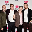 Gavin Degraw The 2020 iHeartRadio Podcast Awards – Red Carpet