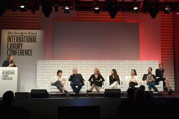Gay Gassmann The New York Times International Luxury Conference: Day 3