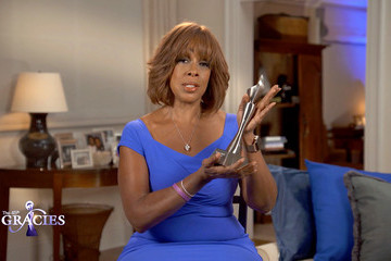 Gayle King 45th Anniversary Gracie Awards