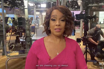 Gayle King Breast Cancer Research Foundation's Virtual Hot Pink Evening