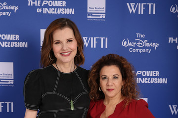 Geena Davis The Power Of Inclusion Summit 2019