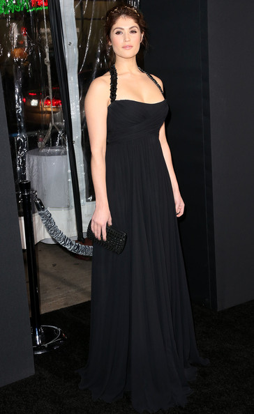 "Gemma Arterton - Premiere Of Paramount Pictures' ""Hansel And Gretel Witch Hunters"" - Arrivals"