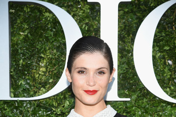 Gemma Arterton Christian Dior Celebrates 70 Years of Creation - Exhibition At Musee des Arts Decoratifs - Photocall