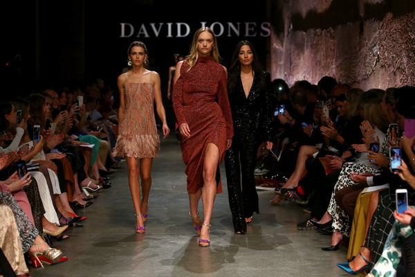 David Jones AW19 Season Launch - Runway Show