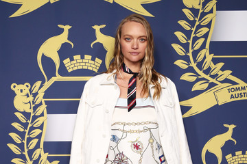 Gemma Ward Tommy Hilfiger Party - Arrivals