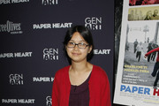 """Actress Charlyne Yi attends the screening of """"Paper Heart"""" at AMC Loews 19th Street on August 5, 2009 in New York City."""