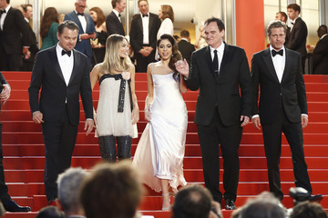 General Delegate Thierry Fremaux 'Once Upon A Time In Hollywood' Red Carpet - The 72nd Annual Cannes Film Festival
