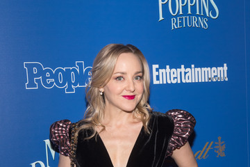 Geneva Carr The Cinema Society's Screening Of 'Mary Poppins Returns' Co-Hosted By Lindt Chocolate