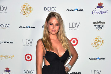 Genevieve Morton Sports Illustrated Swimsuit South Beach Soiree at The Gale Hotel