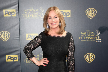 Genie Francis The 42nd Annual Daytime Emmy Awards - Arrivals
