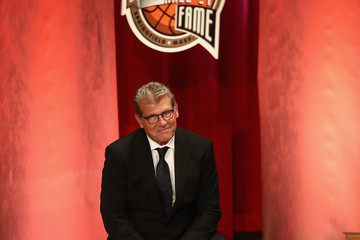 Geno Auriemma 2017 Basketball Hall of Fame Enshrinement Ceremony