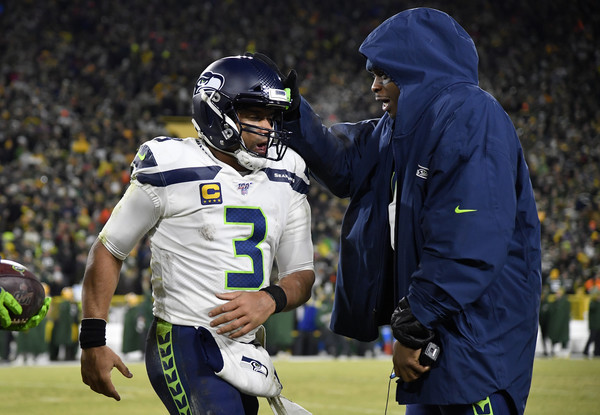 Divisional Round - Seattle Seahawks vs Green Bay Packers