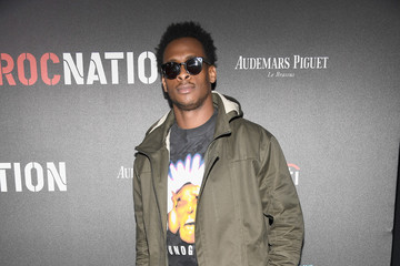 Geno Smith 2017 Roc Nation Pre-GRAMMY Brunch - Red Carpet