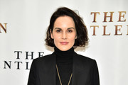 """Michelle Dockery attends """"The Gentlemen"""" New York Photo Call at the Whitby Hotel on January 11, 2020 in New York City."""