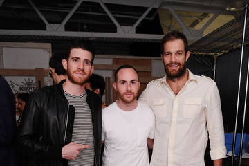 Geoff Stults Ovadia & Sons - Backstage - Mercedes-Benz Fashion Week Spring 2015