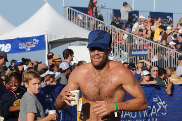 Geoff Stults Nautica Malibu Triathlon Presented By Equinox