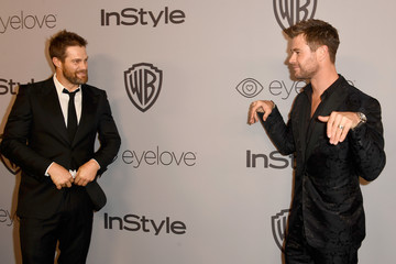 Geoff Stults Warner Bros. Pictures And InStyle Host 19th Annual Post-Golden Globes Party - Arrivals