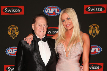 Geoffrey Edelsten Arrivals at the Brownlow Medal Ceremony