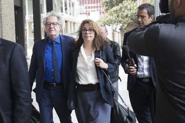 Geoffrey Rush Geoffrey Rush Attends Court On Final Day Of Defamation Trial Against Daily Telegraph