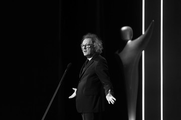 Geoffrey Rush 6th AACTA Awards Presented by Foxtel | Backstage