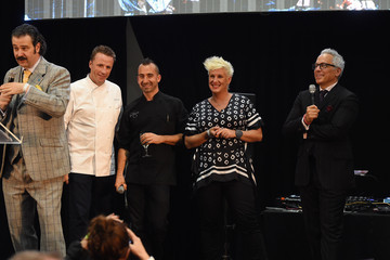 Geoffrey Zakarian Marc Murphy City Harvest's 20th Annual Bid Against Hunger