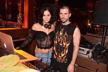 Geordon Nicol Leigh Lezark The Misshapes Close Out Weekend Opening of the NEW Cove Resort on Paradise Island, The Bahamas