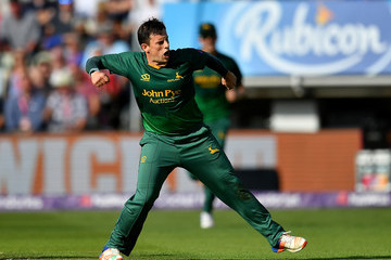 George Bailey Hampshire v Notts Outlaws - NatWest T20 Blast Semi-Final