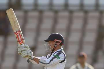 George Bailey Hampshire v Surrey - Specsavers County Championship: Division One