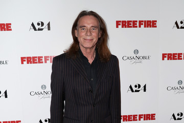 George Blodwell Premiere of A24's 'Free Fire' - Arrivals